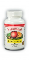 Betacaroteno 10.000 ui Vitameal