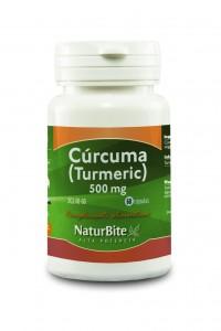 Turmeric (Cúrcuma) 500 mg