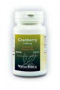 Cranberry 5.000 mg (Complejo de Arándano Rojo)
