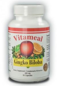 Ginkgo Biloba 400 mg Vitameal