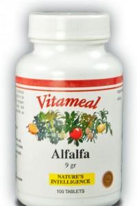 Alfalfa 9 gr. Vitameal