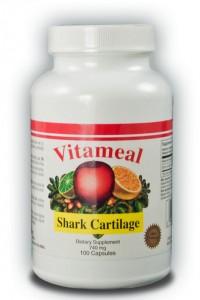 Cartílago de Tiburón 740 mg Vitameal