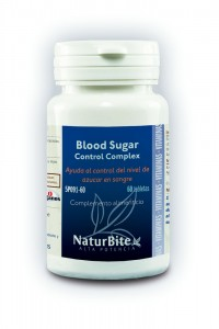 Blood Sugar Control Complex