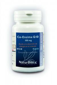 Co-Enzima Q10 100 mg
