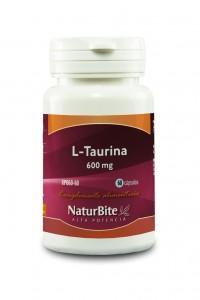 L-Taurina 600 mg