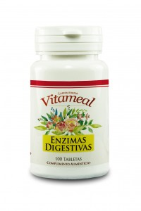 Enzimas Digestivas Vitameal